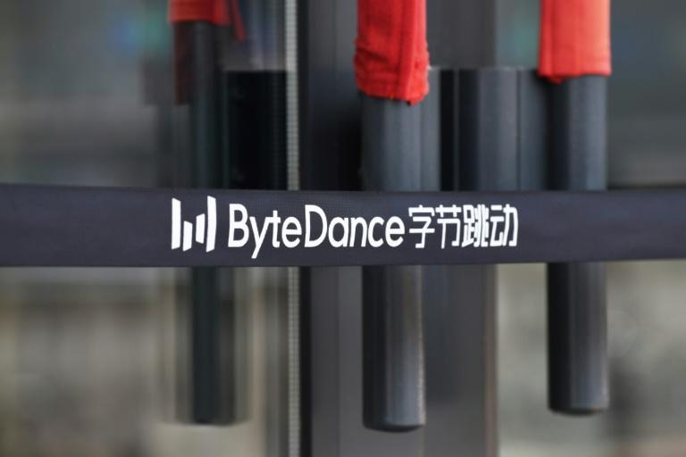Earlier media reports had suggested Trump would require that TikTok's US operations be divested from owner, Chinese internet giant ByteDance (AFP Photo/GREG BAKER)