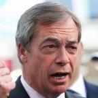 Nigel Farage demands a seat at Brexit talks