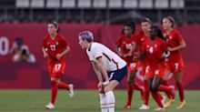 USWNT's dreams of Olympic gold dashed in listless 1-0 semifinal loss to Canada