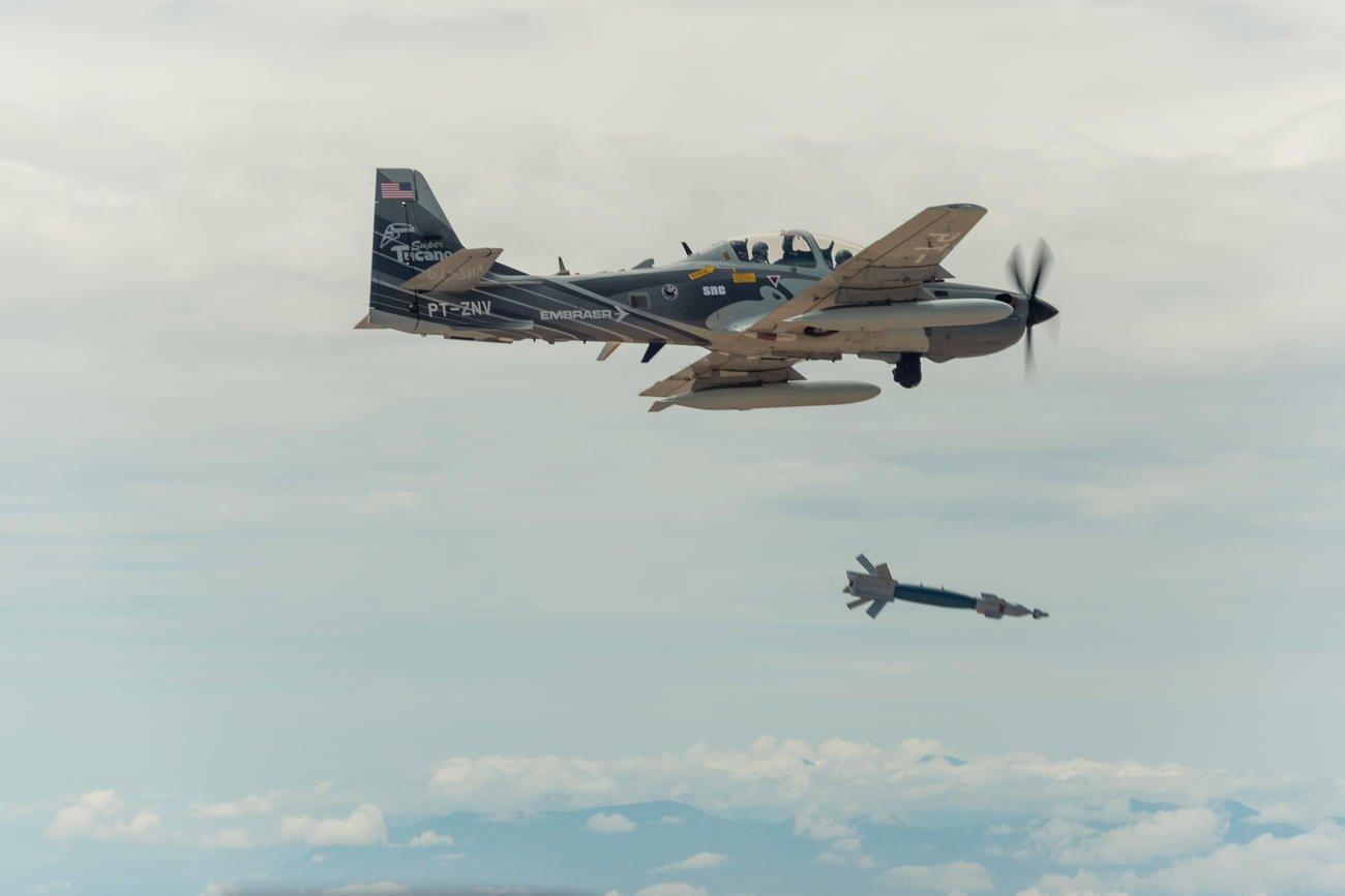 Special Ops Plan to Buy New Light-Attack Fleet May Get Pushed Back