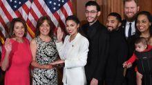 How Alexandria Ocasio-Cortez went from bartender to congresswoman