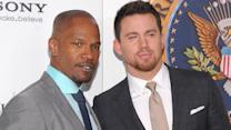 Jamie Foxx and Channing Tatum's 'White House Down' NYC Premiere