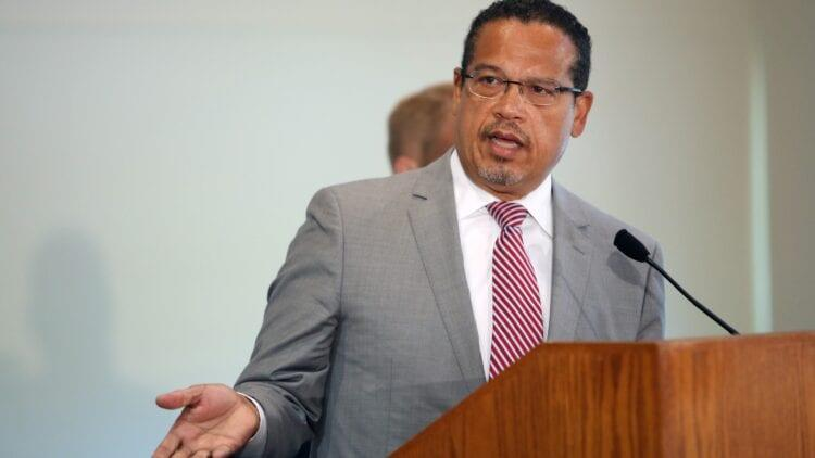 Minnesota AG Keith Ellison requests aggravated sentence for Chauvin