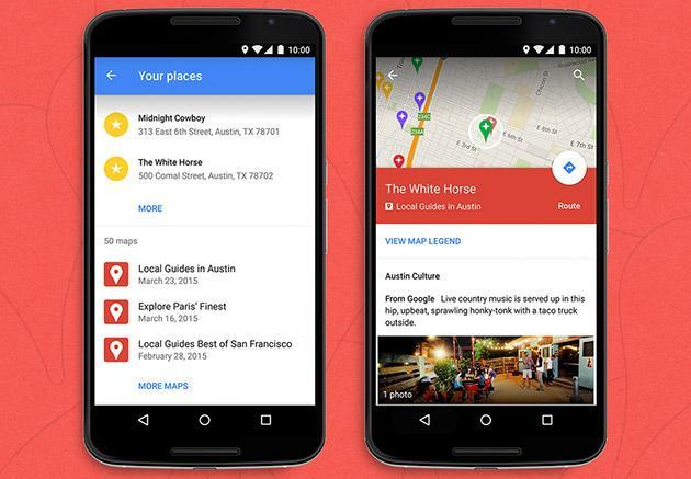 Google makes it easier for Android users to view custom maps