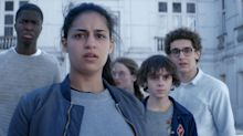 Review: 'Alone' ('Seuls') is a mad mess of a French film