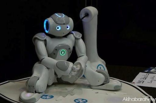 Nao robot gets a new charging station, Kinect / Wiimote controls