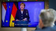 """Merkel spricht an niederländischem """"Befreiungstag"""" über Einschränkung der Grundrechte"""