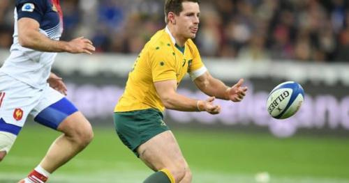 Rugby - Waratahs - Bernard Foley (Waratahs) de retour de commotion