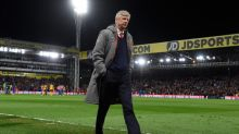 Arsene Wenger will stay at Arsenal - he will weather the storm, believes West Ham co-chairman David Gold