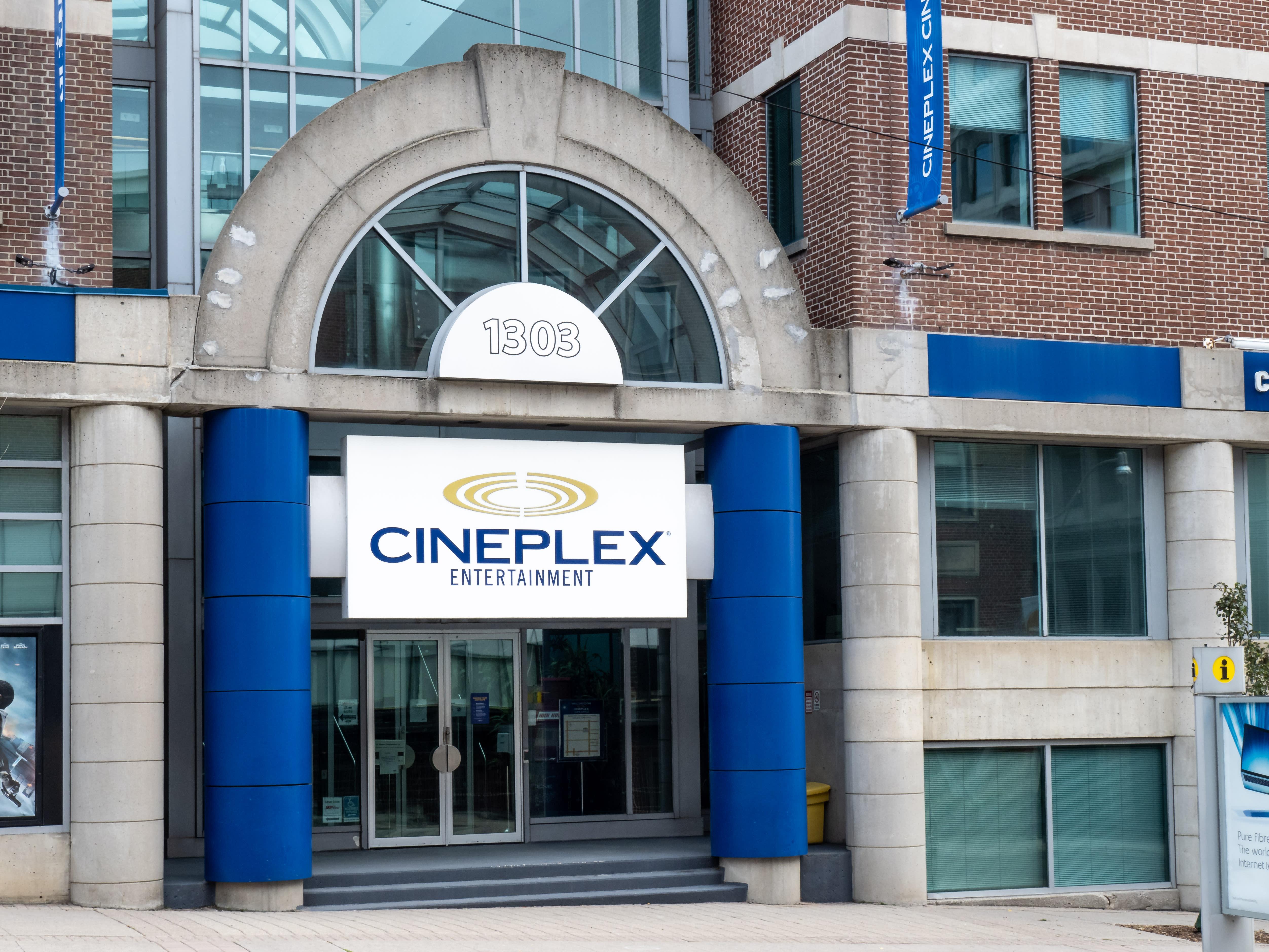Cineplex CEO calls Ontario's new COVID-19 restrictions 'excessive'  image