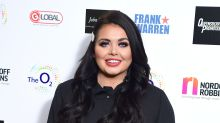 Scarlett Moffatt watches telly with the subtitles on to improve her vocabulary