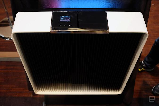 The Q.rad warms your home with microprocessor waste heat