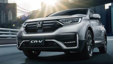 Honda CR-V、Odyssey 九月傳捷報,歡慶優惠同步起跑