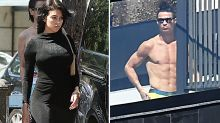 'Said he was going because of his mother': Cristiano Ronaldo photos spark controversy