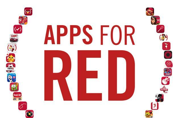 Apple partners with app developers to raise money for AIDS research