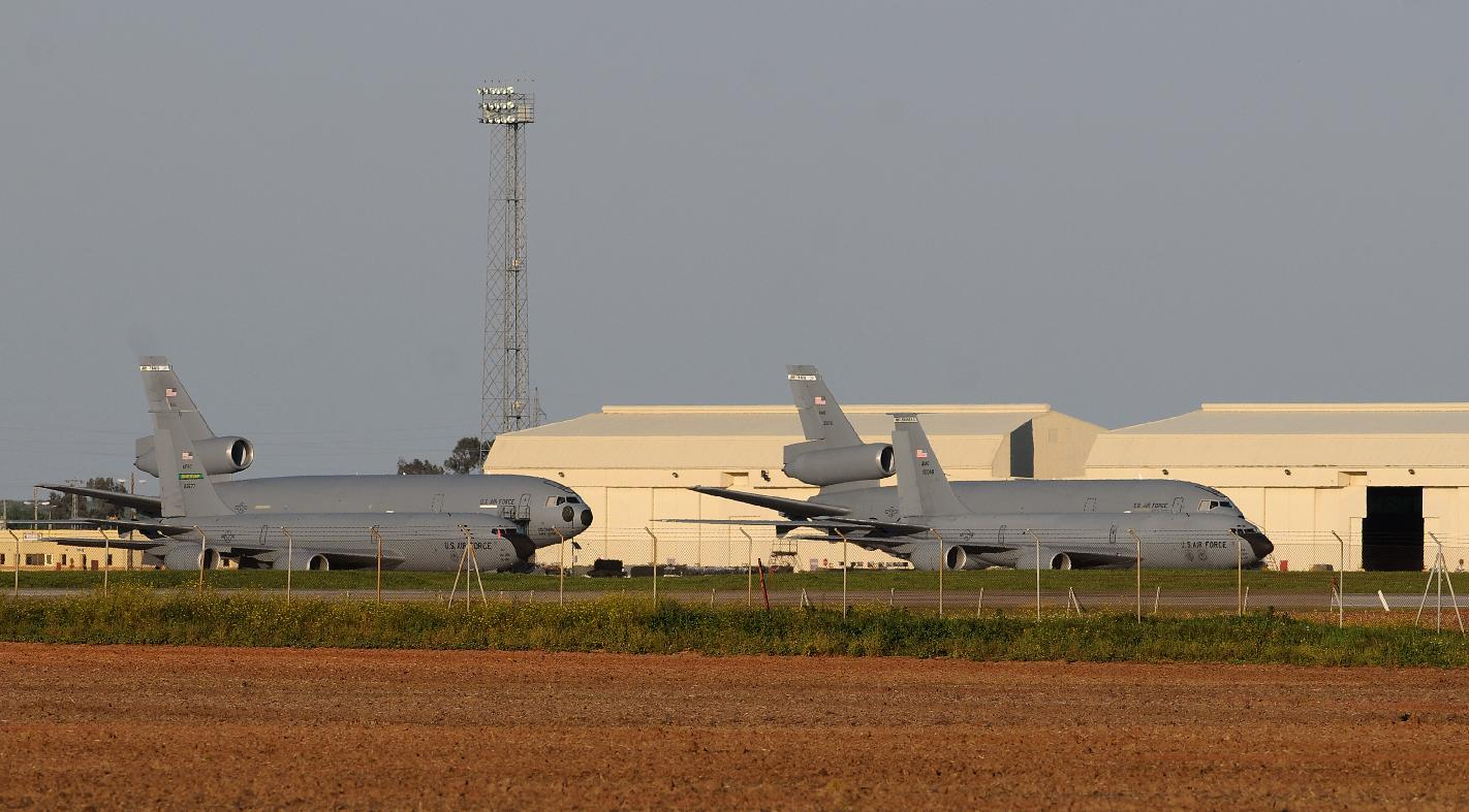 Spain Negotiates Permanent Us Marines Africa Force