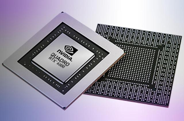 NVIDIA's Quadro RTX 6000 should be the most powerful laptop GPU ever