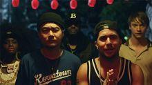 ¿Sabías que Eminem volvió al cine? Y su nueva peli está arrasando