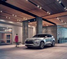 Chevrolet unveils all-new Blazer SUV