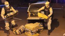 Golpe al narcotráfico. Secuestran 580 kilos de marihuana en Misiones