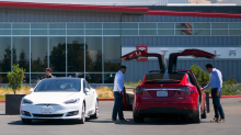 Why Tesla Stock Is Up Sharply Again Today