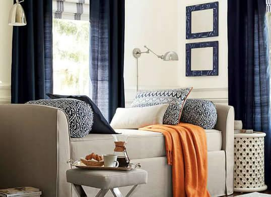 """<p>This is by far the easiest thing you can do to lower home heating bills: Raise the blinds when the sun is out! It's especially important to keep window coverings open on south-facing <a href=""""http://www.bobvila.com/slideshow/know-your-window-styles-10-popular-designs-3718"""" rel=""""nofollow noopener"""" target=""""_blank"""" data-ylk=""""slk:windows"""" class=""""link rapid-noclick-resp"""">windows</a>, because they bring in the warmest afternoon sun. Just remember to close your blinds and curtains again at night to keep all the toasty air inside until the sun returns. <i>Photo: <a href=""""http://www.potterybarn.com/products/dupioni-silk-pole-pocket-drape/?pkey=csilk-drapes-curtains&csilk-drapes-curtains=&group=1&sku=2156404"""" rel=""""nofollow noopener"""" target=""""_blank"""" data-ylk=""""slk:potterybarn.com"""" class=""""link rapid-noclick-resp"""">potterybarn.com</a></i><br>RELATED: <a href=""""http://www.bobvila.com/slideshow/10-classic-ways-to-brighten-a-dark-room-48160"""" rel=""""nofollow noopener"""" target=""""_blank"""" data-ylk=""""slk:10 Classic Ways to Brighten a Dark Room"""" class=""""link rapid-noclick-resp"""">10 Classic Ways to Brighten a Dark Room</a></p>"""