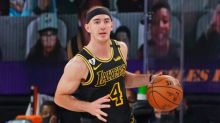 Alex Caruso: Guys get stuck in G-League because they can't accept role