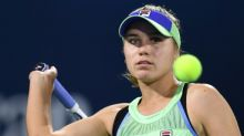 Kenin loses again, Barty eases through in Doha
