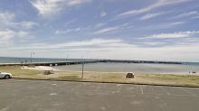 Toddler drowns after going missing from pier