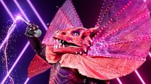 The Masked Singer: Frillneck 'unmasked' by clever fans