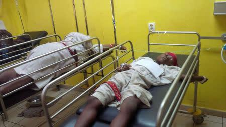 Five anti-voodoo cult members die from suffocation in Benin