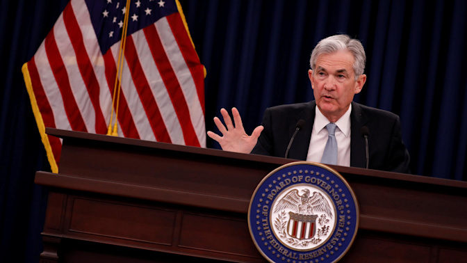 Fed's Powell: Don't worry about our forecasts