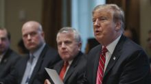 Trump is expected to declare a national emergency