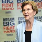 Warren says all-women Democratic presidential ticket can beat Trump