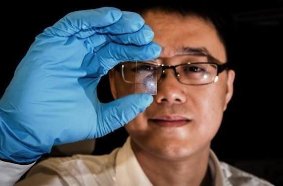 Graphene camera sensors said to be 1,000 times more sensitive to light