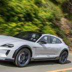 Porsche confirms sportswagon Taycan for production