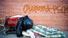 In Berlin kann man Obdachlosen mit einer Kiezmarke etwas Gutes tun