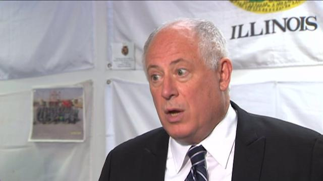Quinn will `do whatever necessary` to get pension reform done