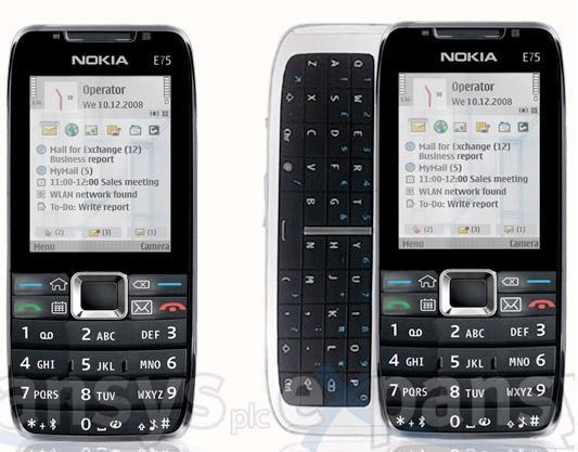Nokia E75 outed by -- you guessed it -- Expansys