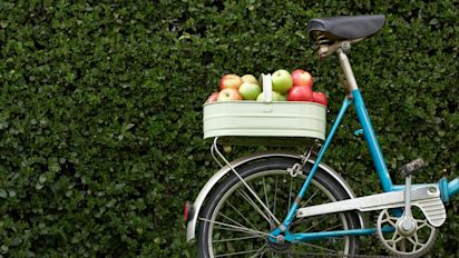 The crew of cyclists turning Florida's lawns into farms
