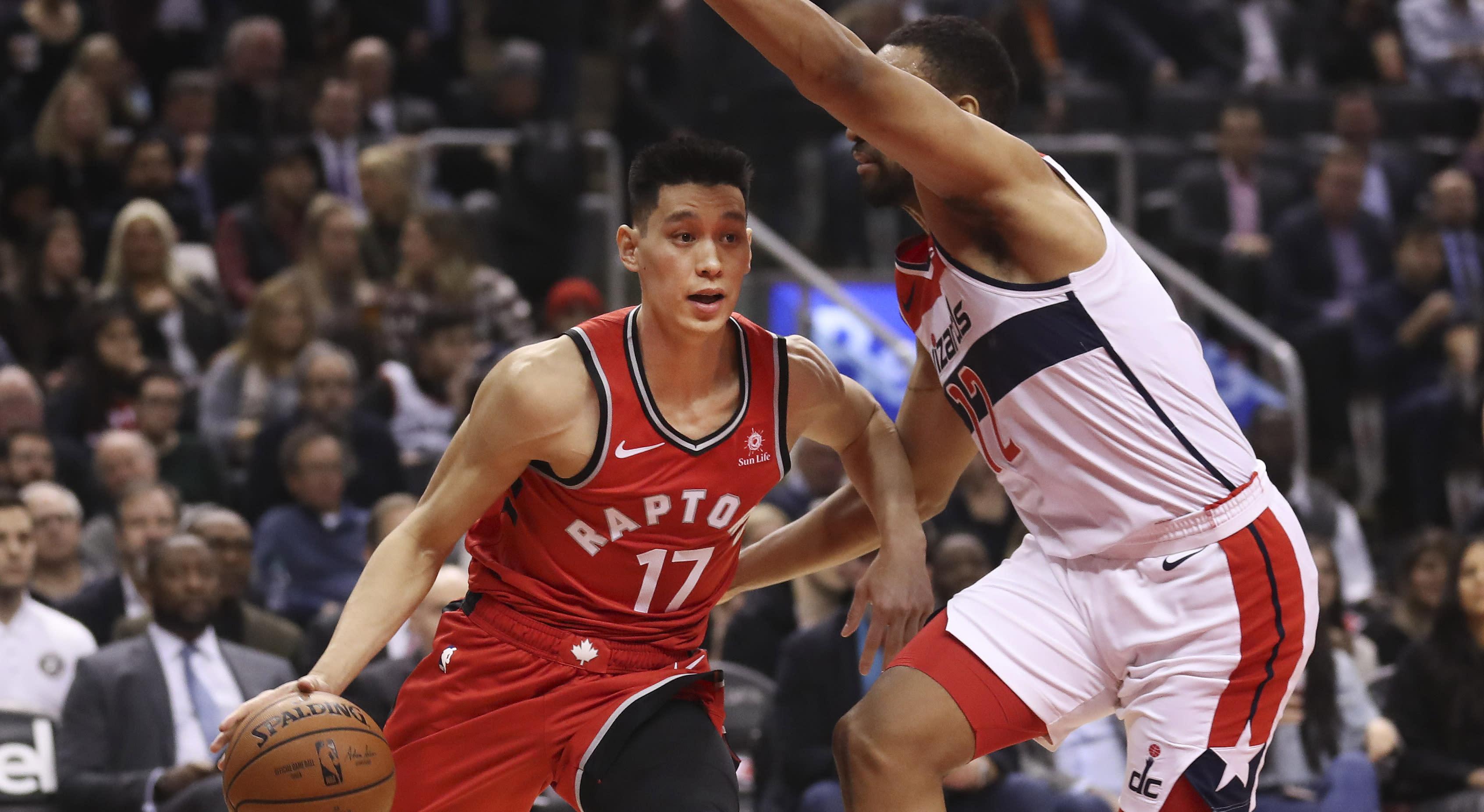 Jeremy Lin Raptors: The Raptors 'Linsanity' Era Officially Begins In Toronto