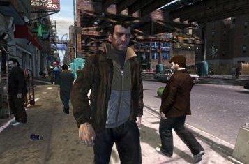 GTAIV multiplayer details invoke feelings of friendship