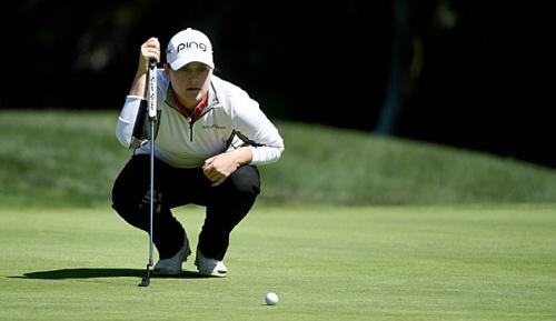 Golf: Masson bei Halbzeit 14. - Gal scheitert am Cut