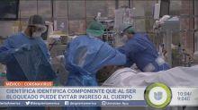 Científica mexicana descubre el talón de Aquiles del covid-19