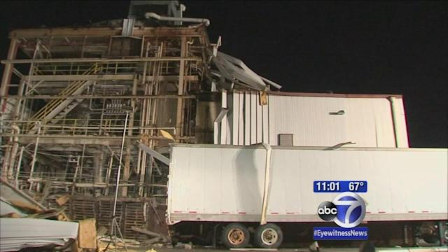 2 injured after vat of eggnog flavoring explodes in Totowa, New Jersey