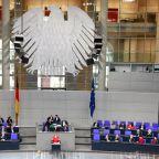 Merkel Opens Door to May's Delay to Fight No-Deal Brexit