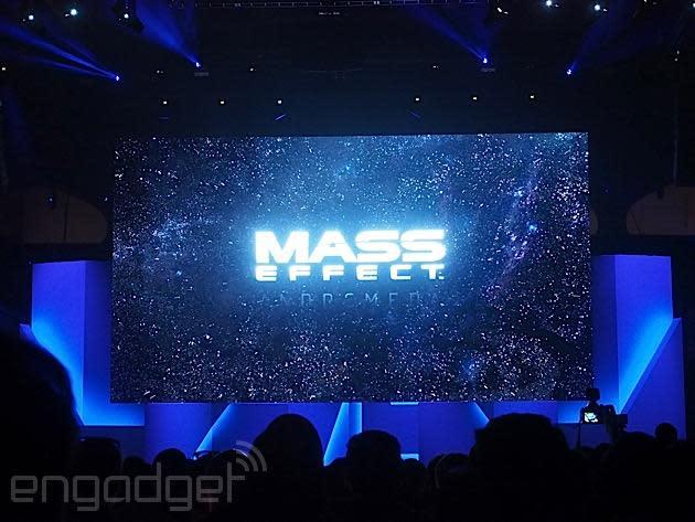 'Mass Effect: Andromeda' coming holiday 2016