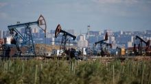 Oil prices inch up, support from drop in southern Iraq exports