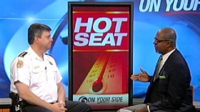 Hot Seat: NOPD Supt. Ronal Serpas, Part 1