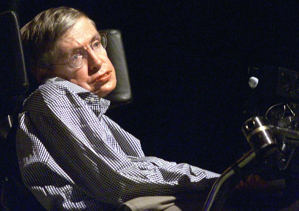 Hawking died at his Cambridge home on March 14 at the age of 76 (AFP Photo/-)